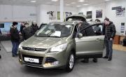 Новый Ford Kuga уже в Архангельске